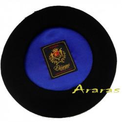 Boina tradicional calidad tupida sin badana en Araras