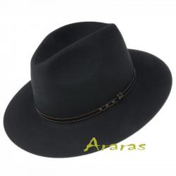 Sombrero indiana cinturón TK374 furfelt