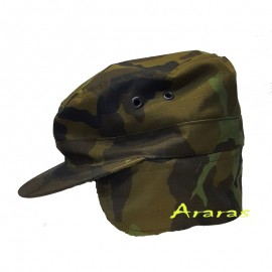 Gorra marine camuflaje protección