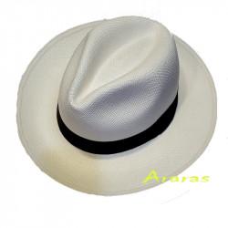 Sombrero Panamá Clasic brisa blanco