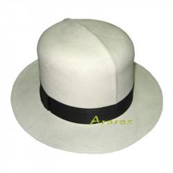 Sombrero Panamá Optimus brisa blanco