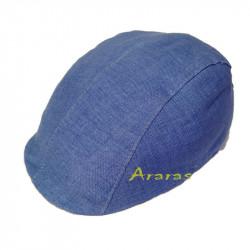 Gorra lino Gobe 4 piezas Azul claro
