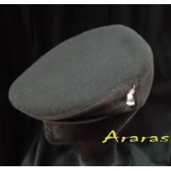 Gorra invierno en paño de franela en Araras
