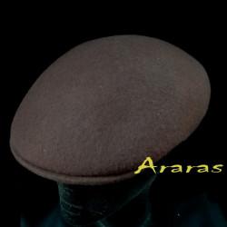 Gorra invierno ascot 100% lana en Araras