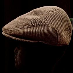 Gorra de pana con orejeras Araras