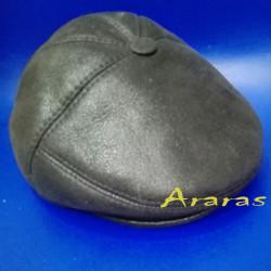 Gorra piel cordero con orejeras en Araras