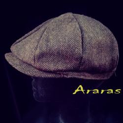 Gorra Gatsby - Newsboy Araras