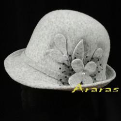 Sombrero Cloche Bombín
