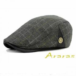 Gorra invierno paño ajustable de Araras