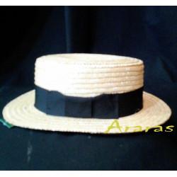 Sombrero Canotier Niño copa 7cm CS056 en Araras