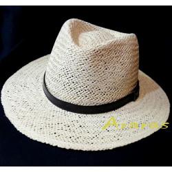 Sombrero indiana rafia SL632 en Araras