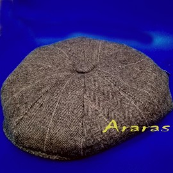 Gorra Newsboy Peaky Blinders Araras