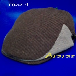 Gorra de punto fino Araras
