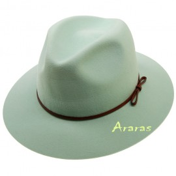 Sombrero Fedora femenino ala ancha TK360 en Araras