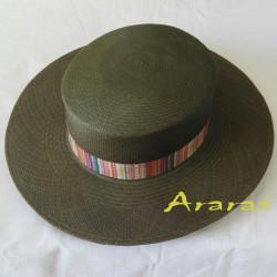 Sombrero Panamá FR Guía Bosco de Araras