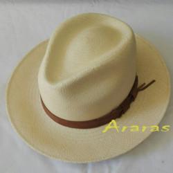 Sombrero Panamá FR Arve Campero de Araras