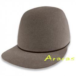 Gorra snapcap femenina lujo
