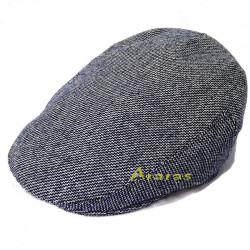 Gorra Flatcap Alcazar 390 azul