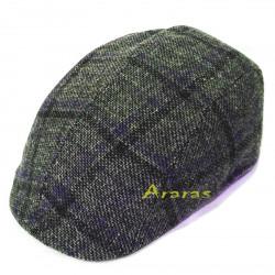 Gorra Flatcap Gobe 15306 AzGris