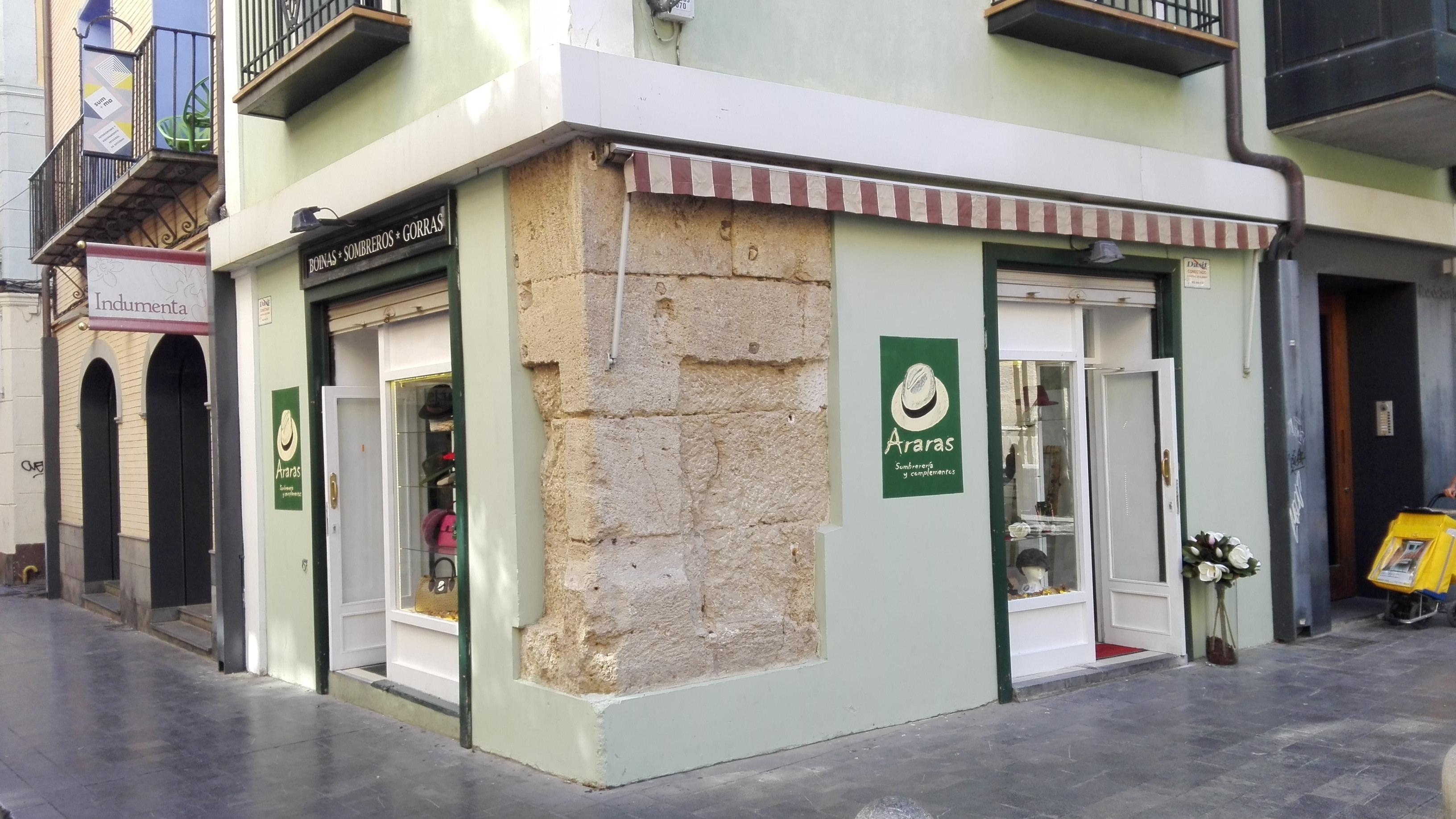Exterior Araras Zaragoza